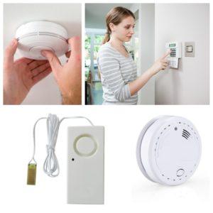4 types de système d'alarme