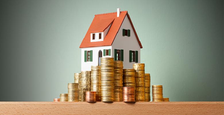 image montrant maison et argent pour illustrer les primes système d'alarme
