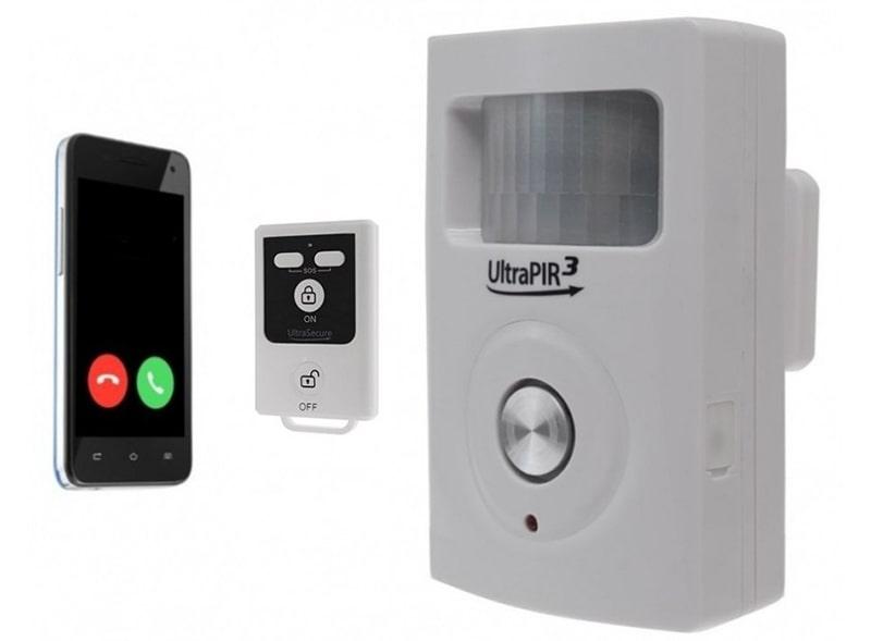 système d'alarme autonome GSM