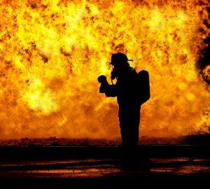 alarme anti-incendie